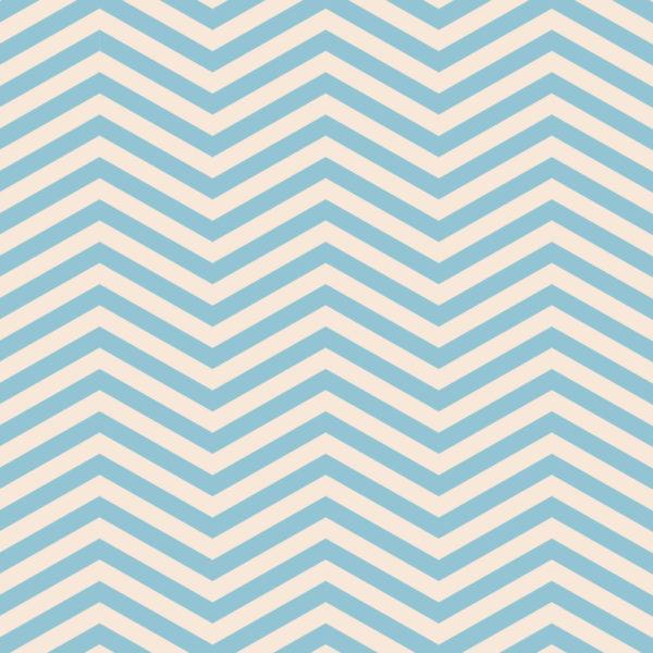 Jednoduchý vzor v modré a bílé barvě