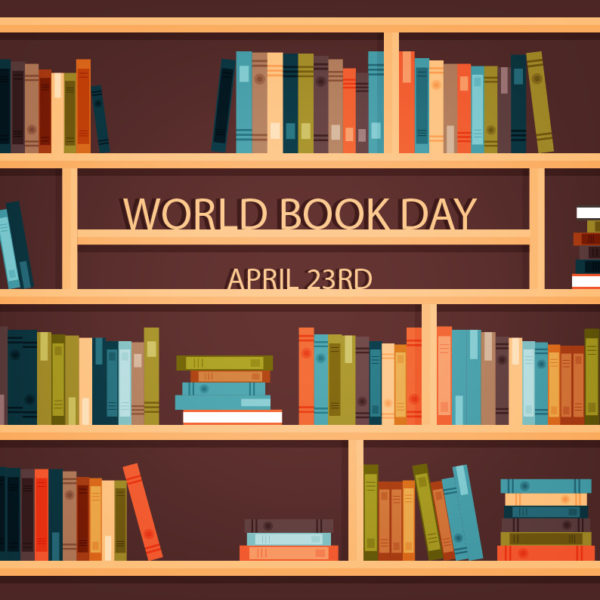 world book day knihovna